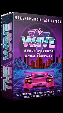 The Wave (Serum Presets & Drum Samples)
