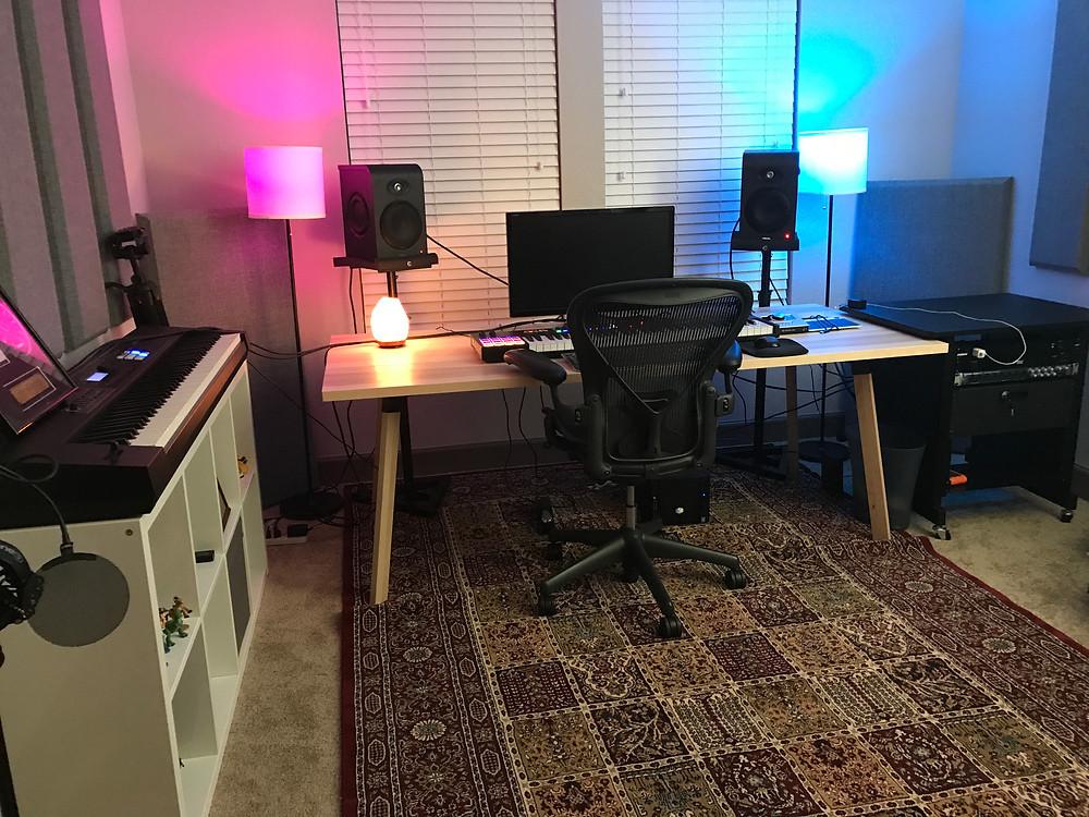 Uitgelezene The Ultimate Production Desk For Under $450 ZM-82