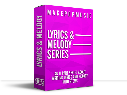 Writing Lyrics and Melody Series