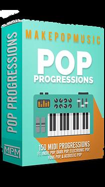 Pop Progressions MIDI Pack