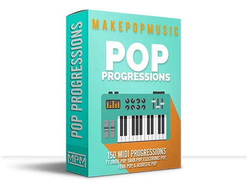 Pop Progressions MIDI Pack