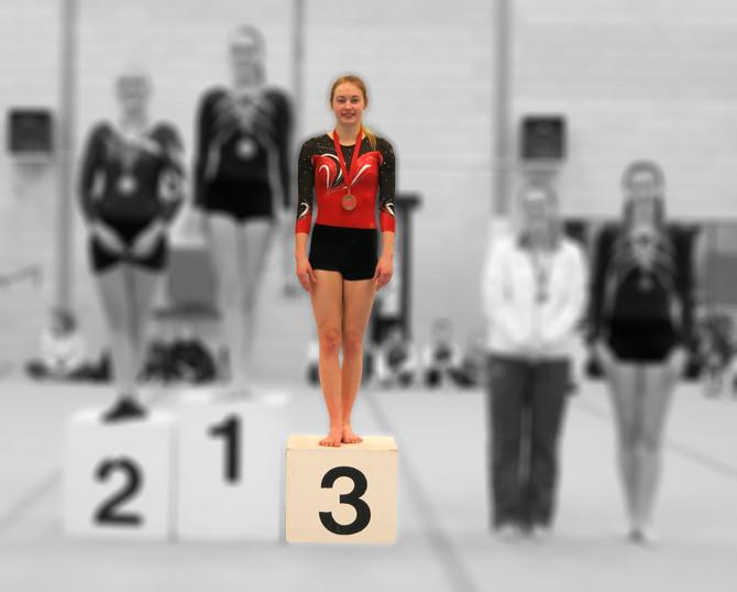 Voorwedstrijd 2 - Senior, divisie 5 - Suzanne brons