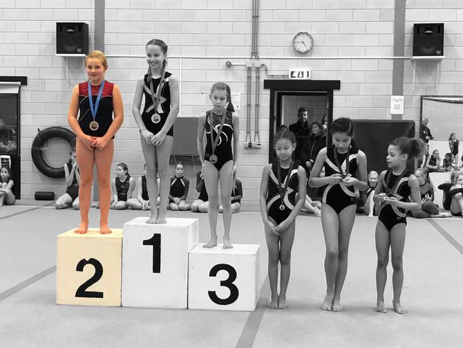 Recreatiecompetitie - Goud, zilver en brons!!!