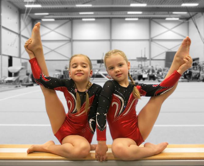 Voorwedstrijd 2 - Instap D1 - Noor en Mathilde