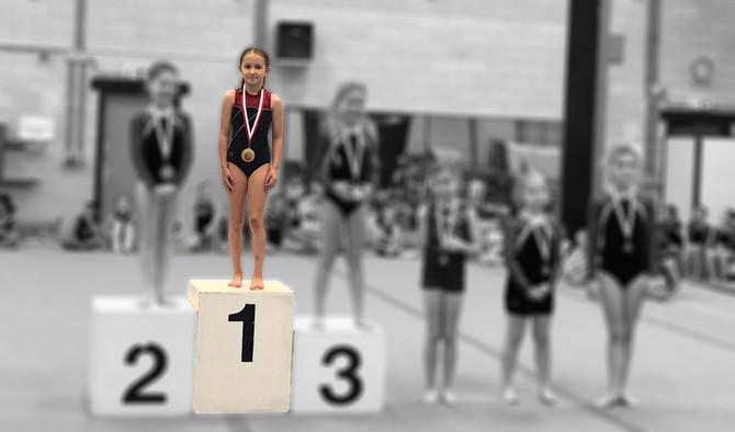 Competitie recreatie 1 - mooie prestaties!