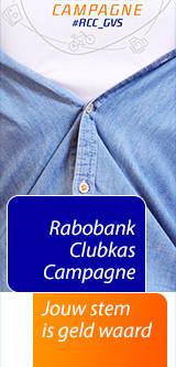 Lid van de Rabobank? Stem nu! Dank!
