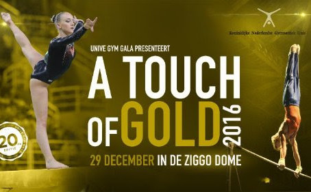 Univé Gymgala: A Touch of Gold