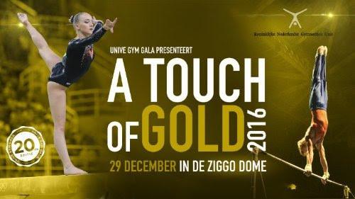Univé Gymgala: A Touch of Gold