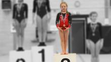 Voorwedstrijd 2 - Pupil 1 D1  Mathilde brons!