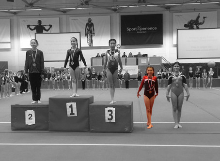 Finale Noord-Holland - Fay medaille!