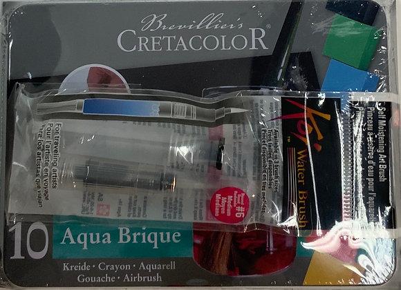 Aqua set
