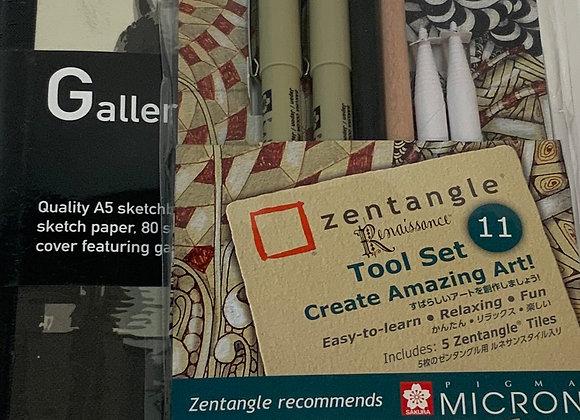 Zentagle and Journal