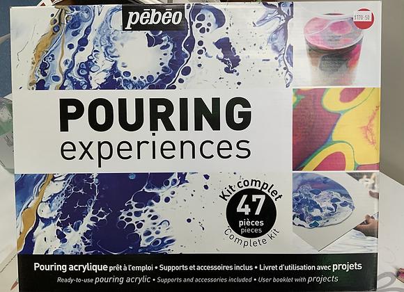 Pebeo Pouring experiences set