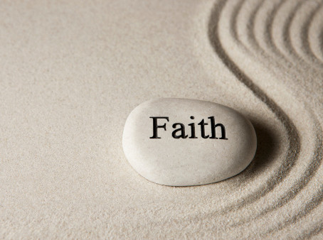 Why is your faith so strong?
