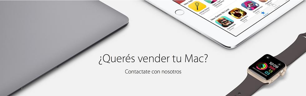 Queres vender tu Mac