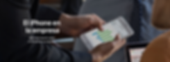 iPhone en empresas