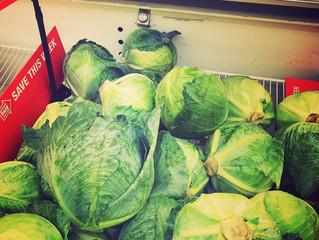 Cabbage Sale!