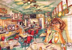 Cafe Texan (Huntsville TX)