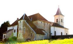 Montseugny, La commanderie.