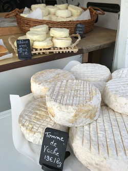 fromages de Florence Henriot