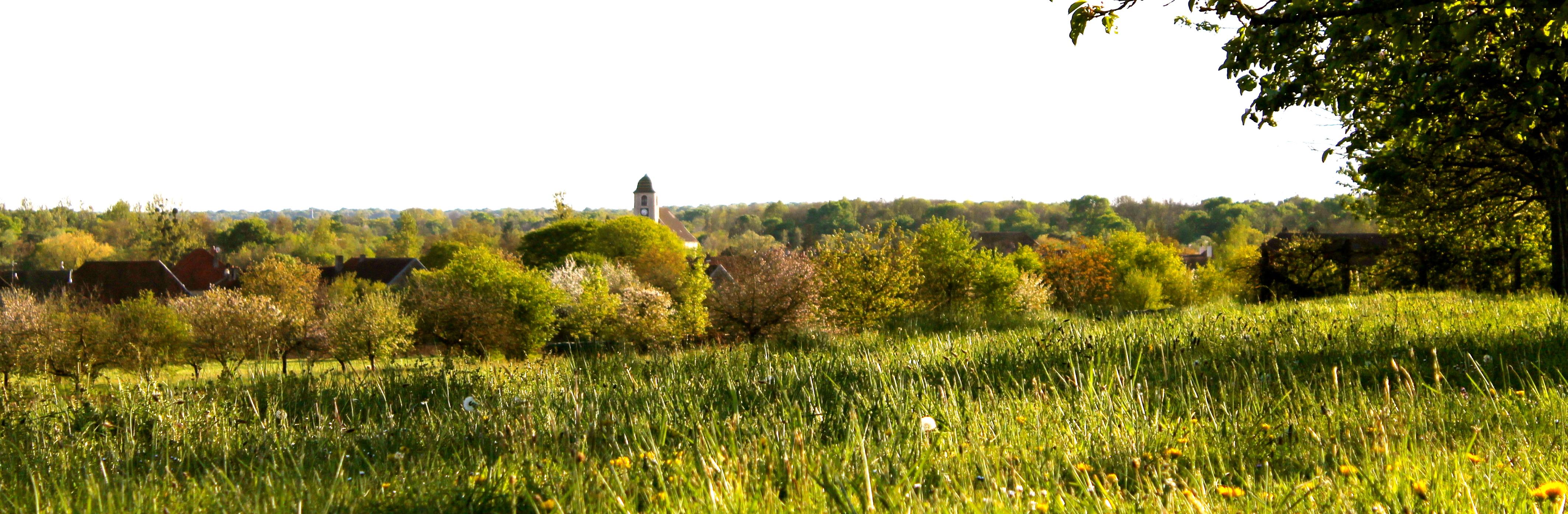 Village de Broye-les-Pesmes