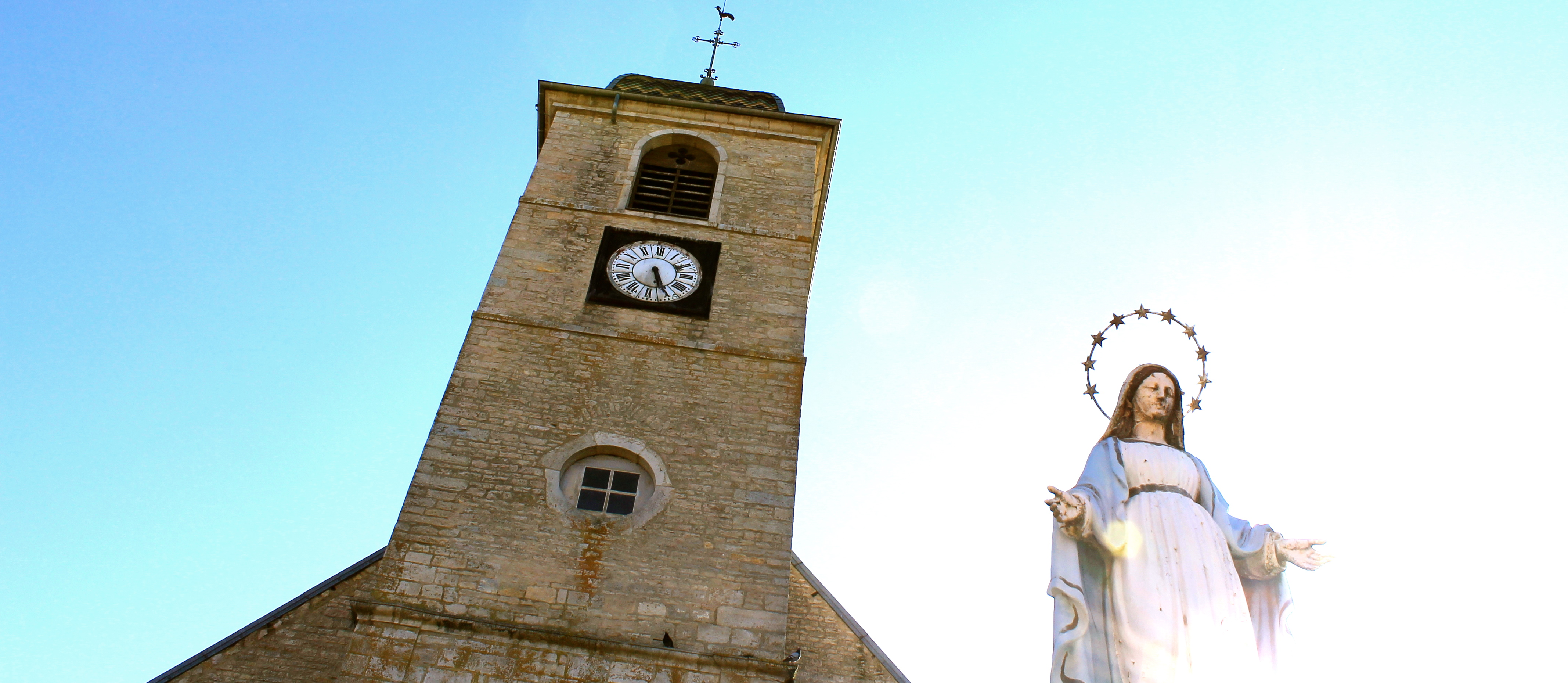 Eglise de Broye-les-Pesmes