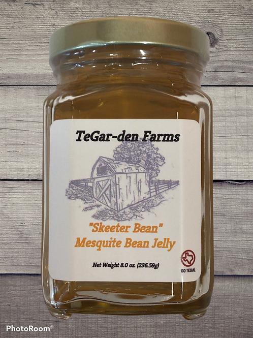 'Skeeter Bean' Mesquite Bean Jelly
