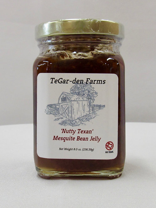 Nutty Texan Mesquite Bean Jelly