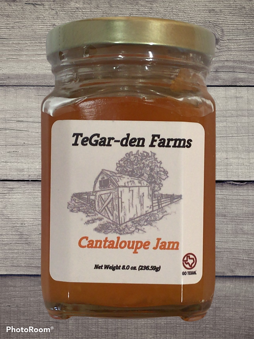 Cantaloupe Jam