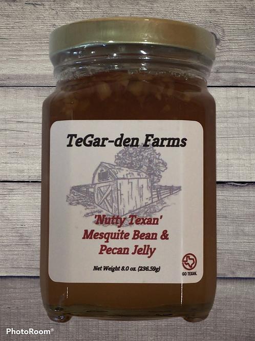'Nutty Texan' Mesquite Bean Jelly