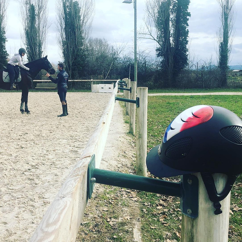 Stage de Dressage le 19 Avril 2020