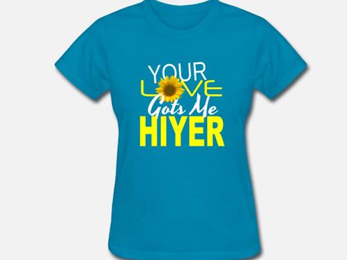 Your Love - Women's T-Shirt