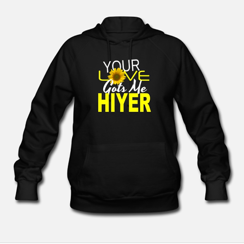Your Love - Women's Hoodie Sweatshirt