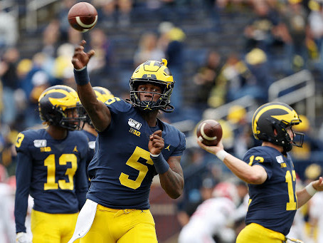 Michigan Football Expected To Win Big Ten Championship