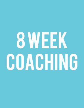 2 Month Coaching Package