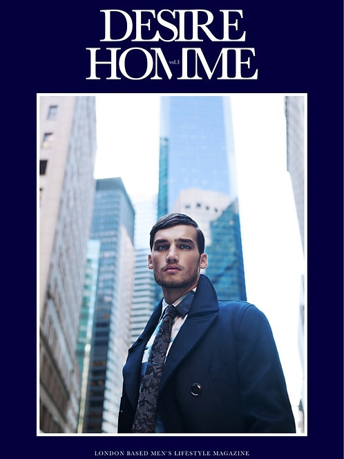 Desire Homme Issue 3