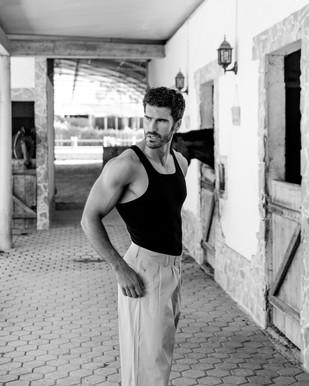 Top – https://www.instagram.com/impetusunderwear/ Pants - https://www.instagram.com/givenchyofficial/