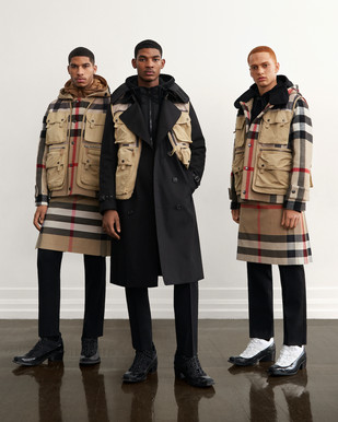 Burberry Autumn/Winter 2021 Pre-Collection