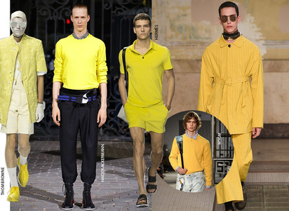Spring / summer trends to make in a cooler 2017
