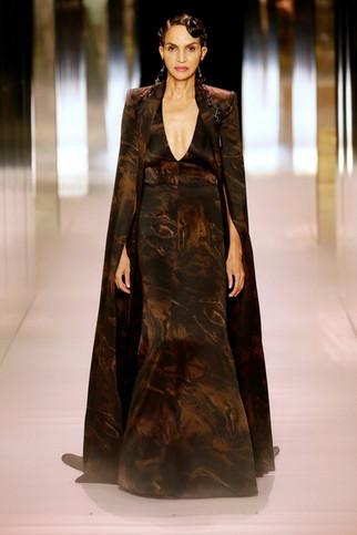 PFW: Kim Jones' Makes Fendi Couture Debut with Spring 2021 Show
