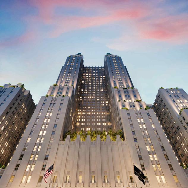New York's Waldorf Astoria