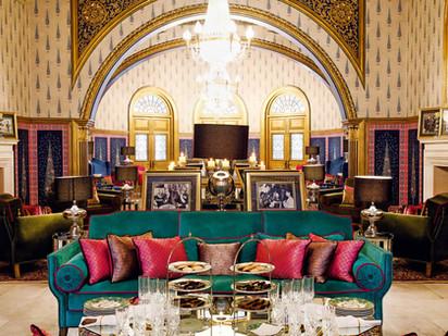 A maharajah's dream hotel in Jaipur