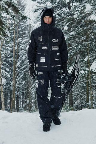 PFW: White Mountaineering Autumn/Winter 2021 Collection