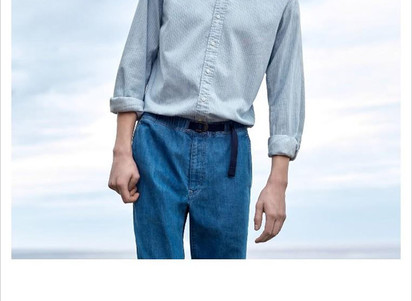 Otto-Valter Vainaste Models Uniqlo U Spring Summer 2017 Collection