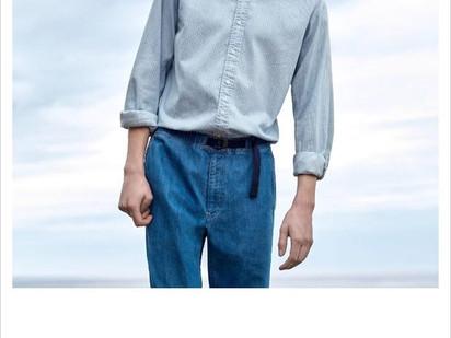 Otto-Valter Vainaste Models Uniqlo U Spring Summer 2017 Collection