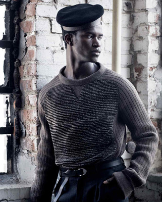 Menswear's 1960s and '70s revival Photography by Damian Foxe. Styling by Grant Woolhead