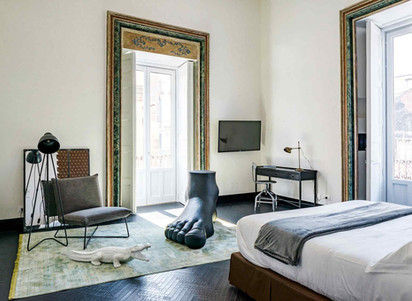 Sicily's buzziest new boutique hotel