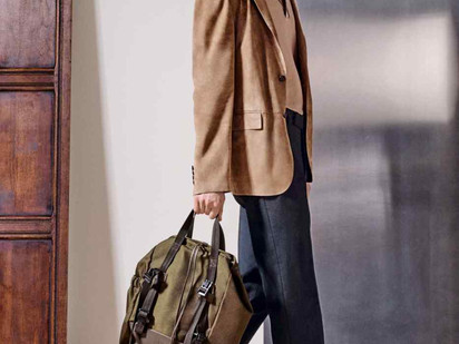 Tailoring takes a fresh new direction at Dunhill