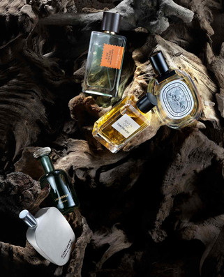 Warm and woody perfumes for winter