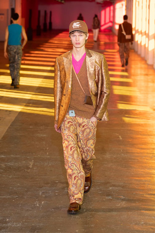 MFW: Etro Autumn/Winter 2021 Collection